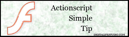Actionscript tip