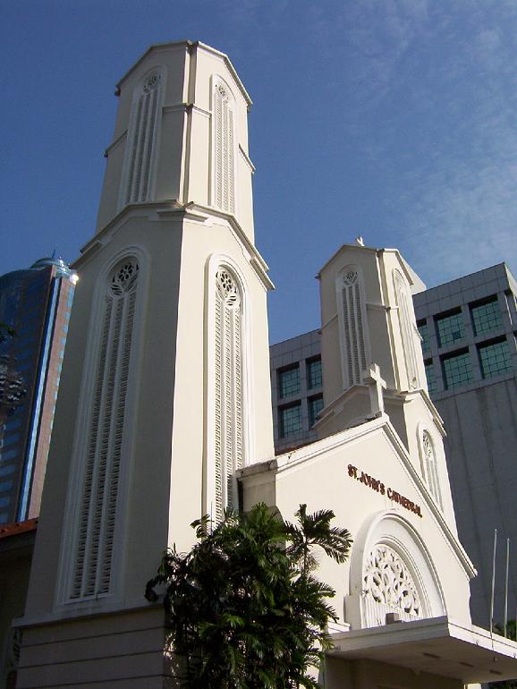 Saint John Cathedral (pic from internet)